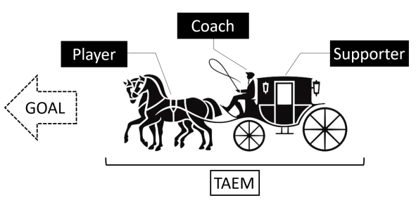 horse and carriage-team